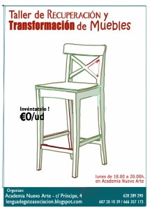 taller recuperacion de muebles