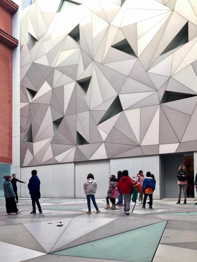 Visita a los  Museos Abc de Dibujo y LázaroGaldiano